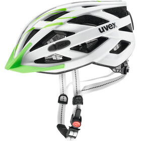 UVEX City I-VO Helmet white-green matt